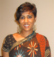 Katiana Ramsamy - Project Coordinator in the Trust's programmes team
